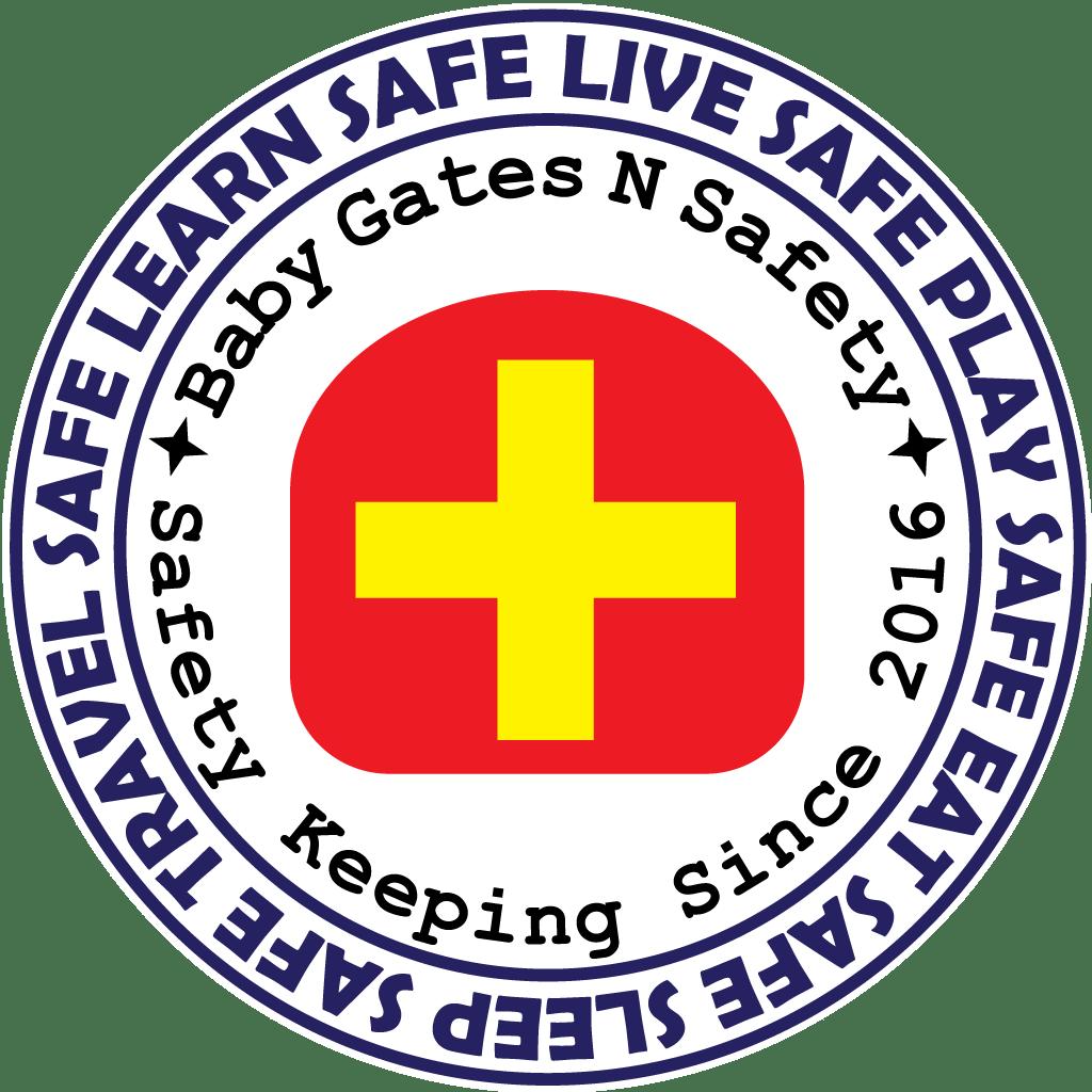 Baby Gates N Safety Stamp Logo