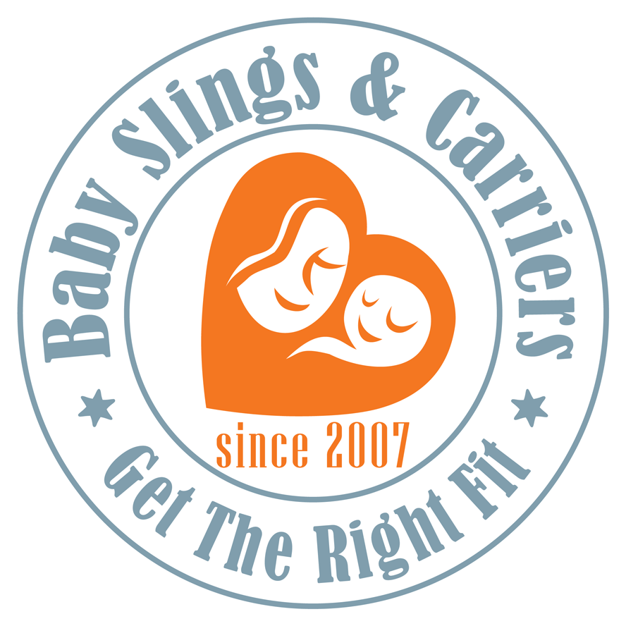 Baby Slings & Carrier Stamp Logo