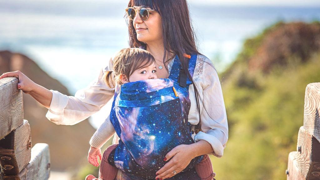 Product Featured: Beco Toddler Carina Nebula