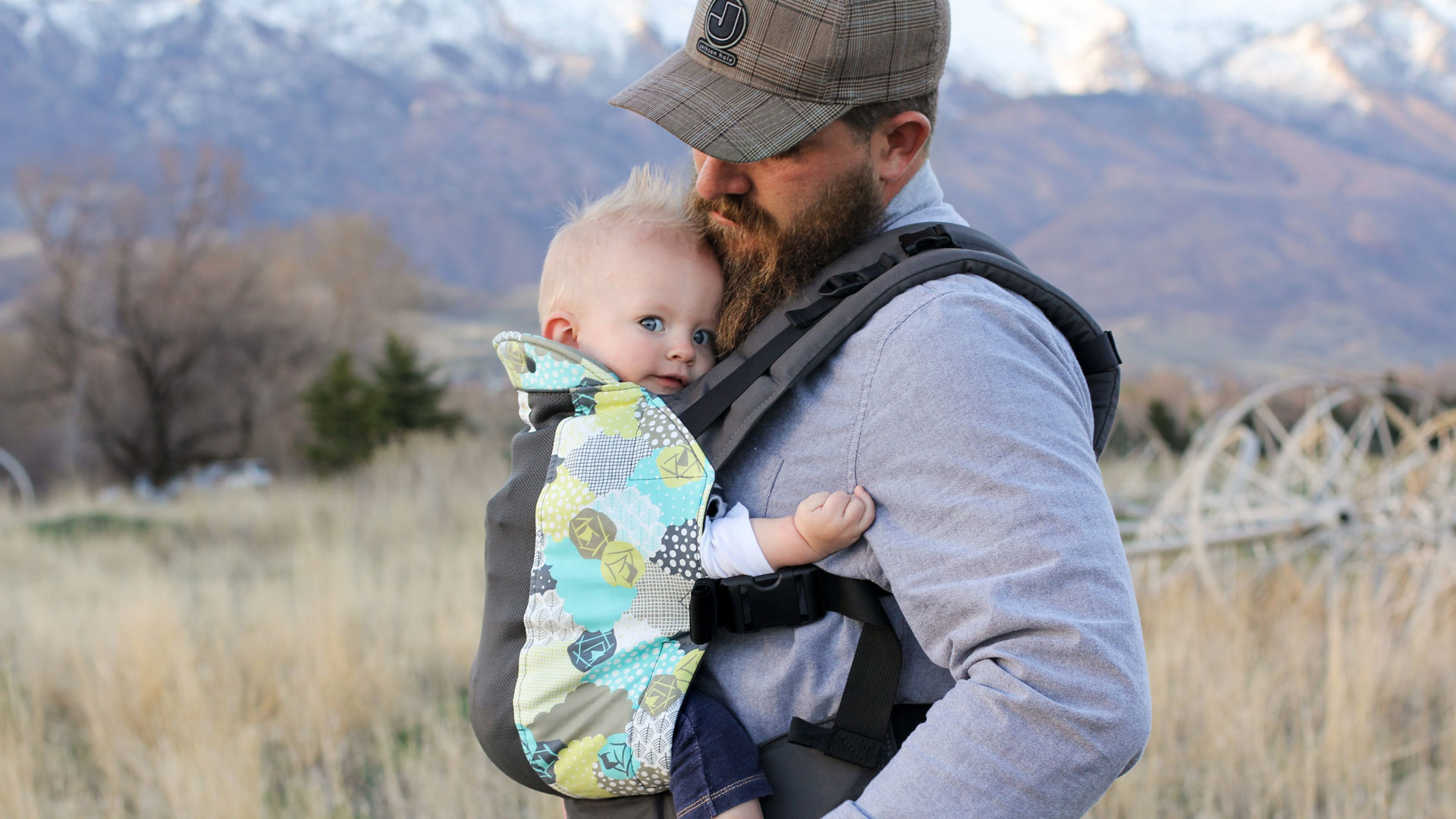 Baby Carriers by Age - Best Baby Carriers for toddlers from 18 to 36 months old
