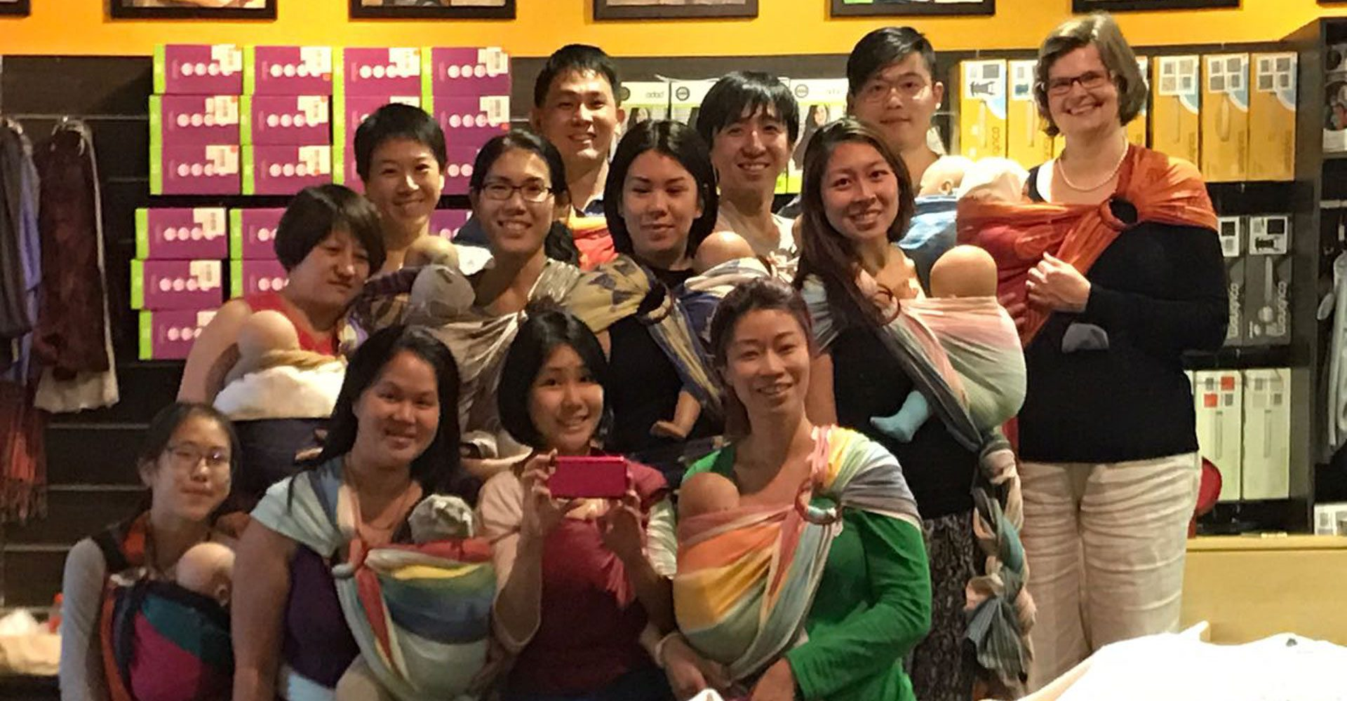 Die Trageschule Course Singapore 2017